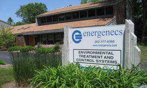 Energenecs Corporate Headquaters in Cedarburg, Wisconsin